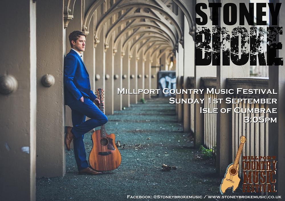 Stoney Broke Millport Country Music Festival