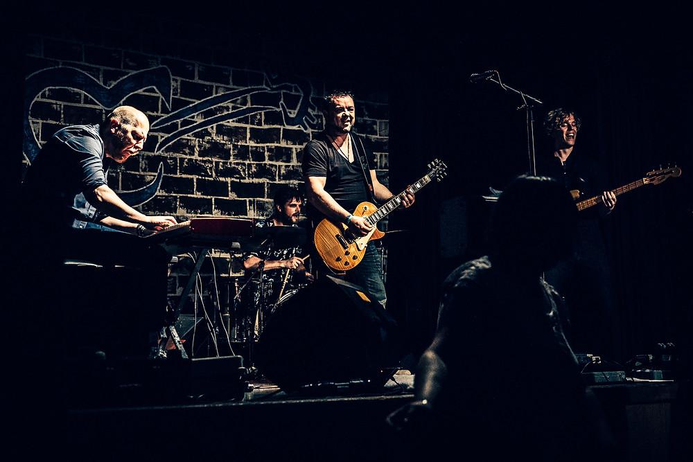 Sean Webster Band Sedgefield Blues Club Darran Moore Photography