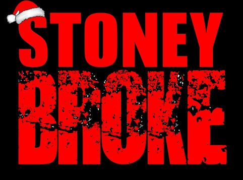 Merry Christmas from Stoney Broke!