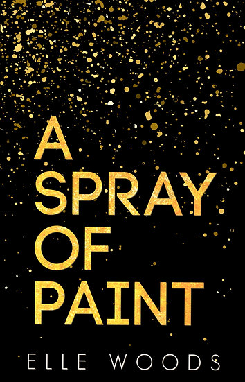 A Spray of Paint - Pre Made Cover