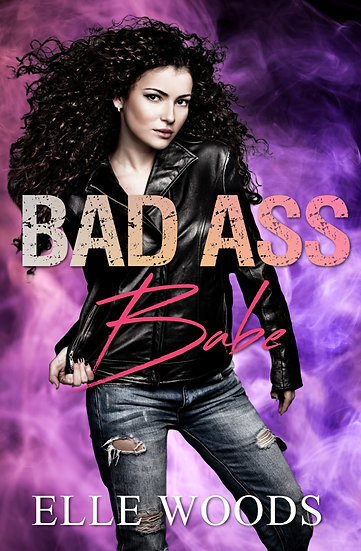 Bad Ass Babe - Pre Made Cover