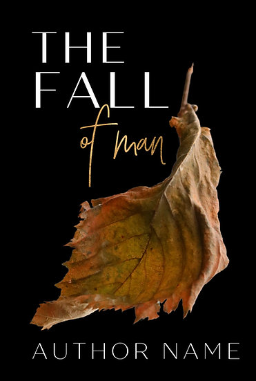 The Fall of Man - Pre Made Cover