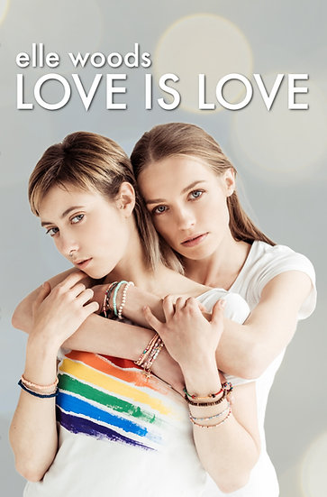 Love is Love - Pre Made Cover