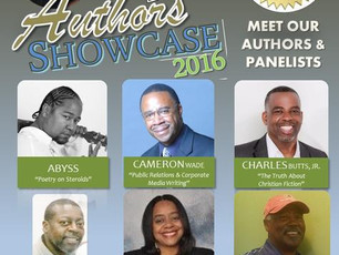 2016 Author's Showcase