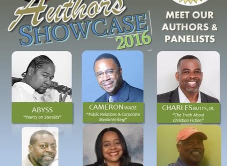 2016 Author's Showcase