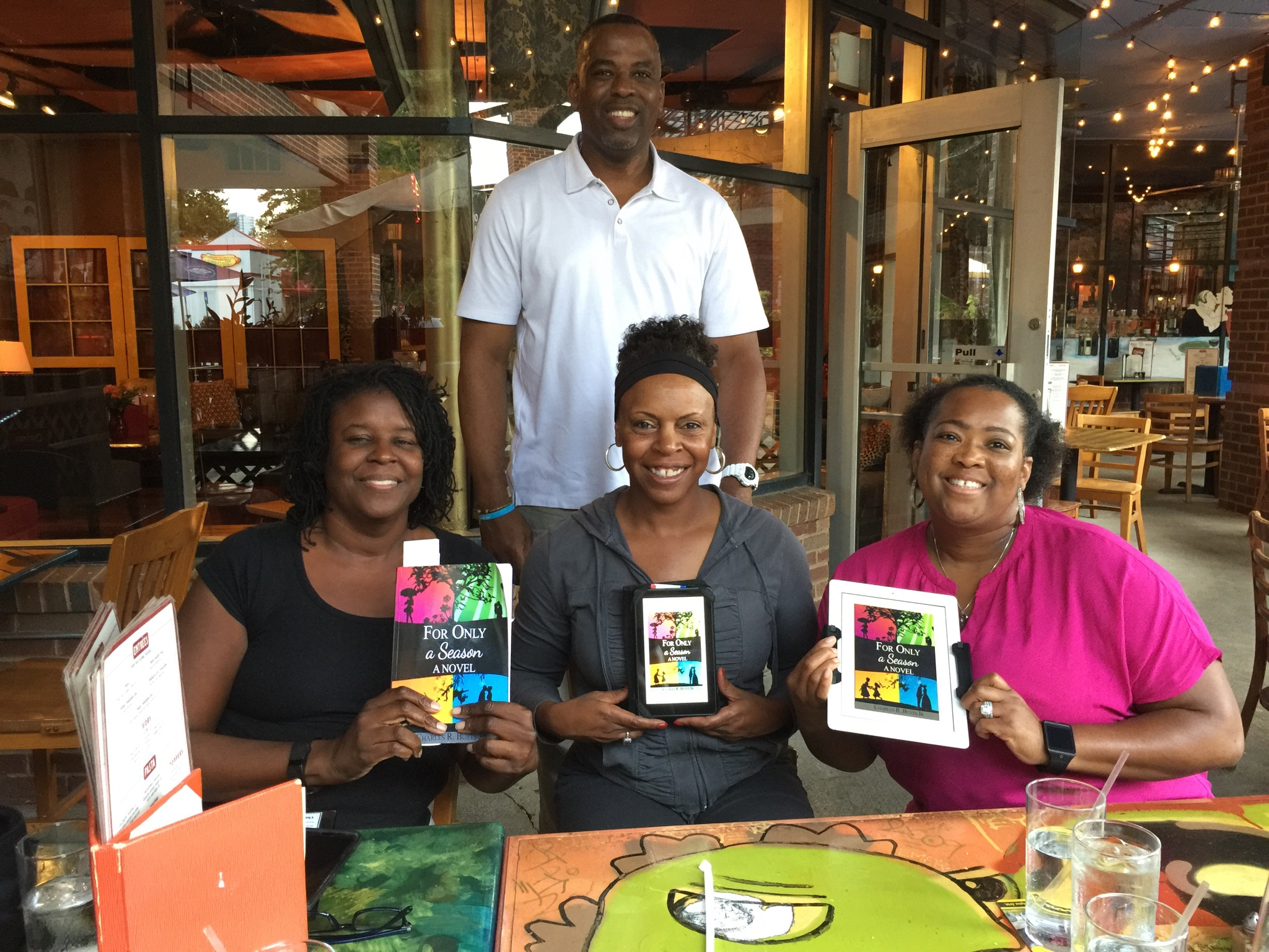 Meeting With Diva's Urban Book Club