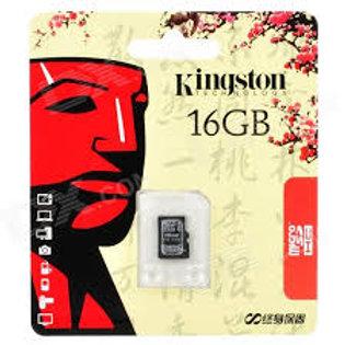 KINGSTON Class 10 Micro SD