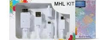 MHL KIT work with all MHL smartphone