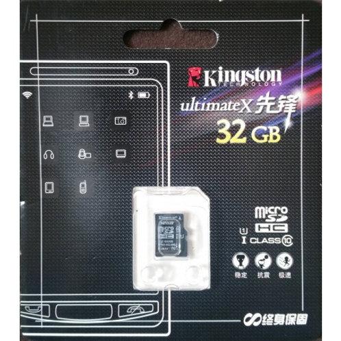 Kingston Class 10 32GB Micro SD