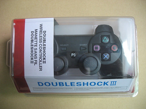 Playstation 3 PS3 Doubleshock 3 Game Wirless Manet