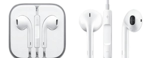 Apple Iphone 5 5S 5C 6 EarPods Earphones W/ Remote