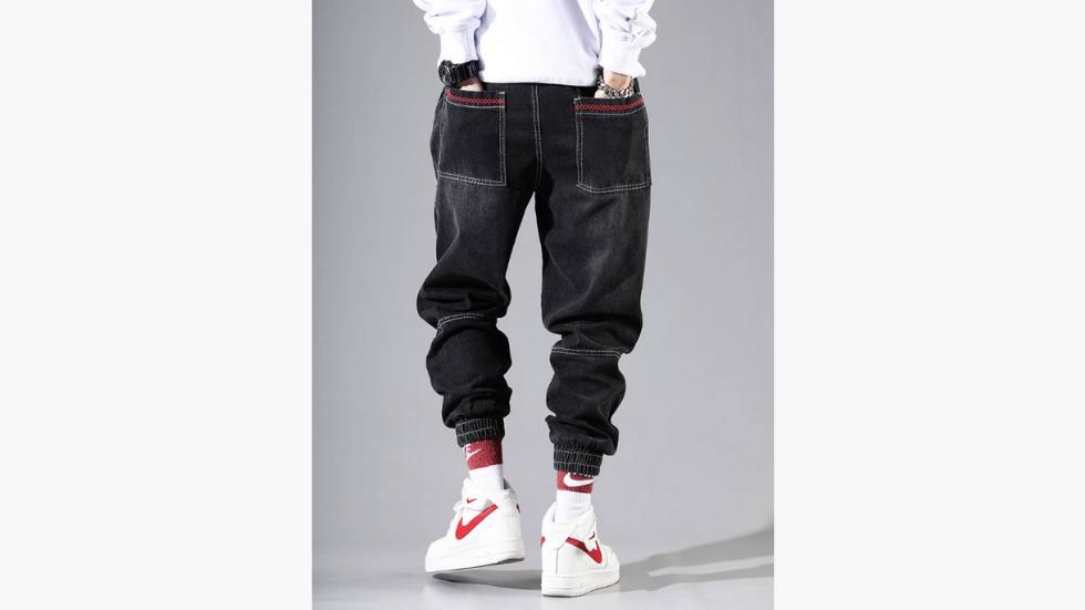 Pantalon hip hop hombre