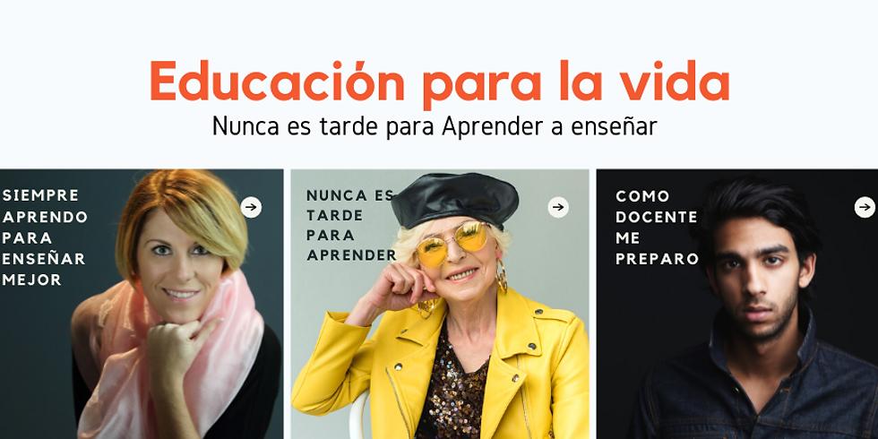 Educación de Adultos: Inscripción