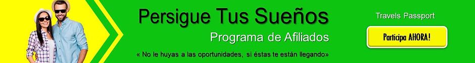 SIGUE LAS OPORTUNIDADES TRAVELS PASSPORT