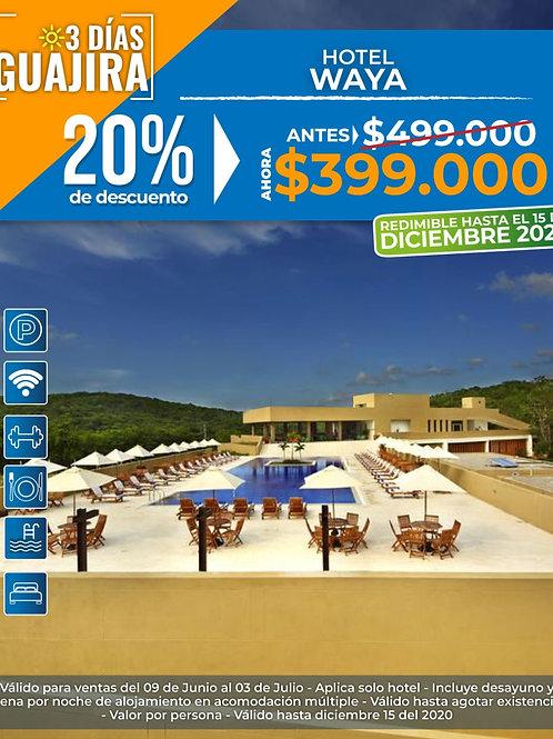 Hotel Wuaya Guajira