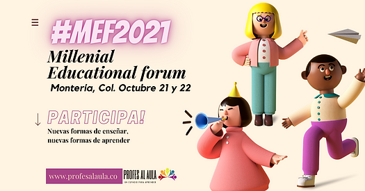 Millenial Educational forum  Colombia.pn