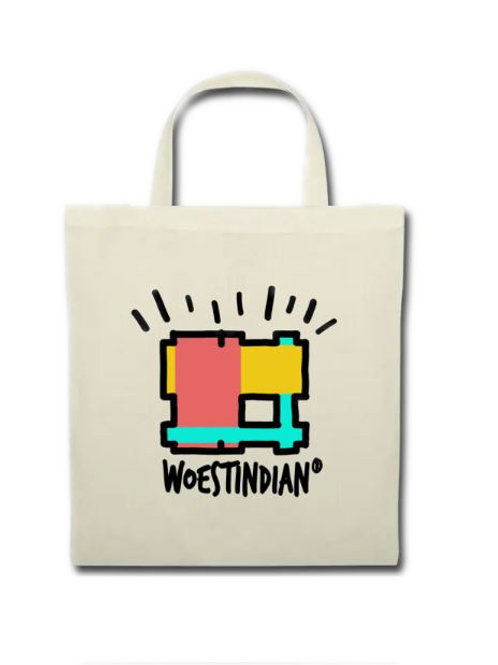 Tote Bag Woestindian