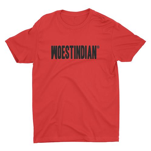 Tshirt Woestindian RED