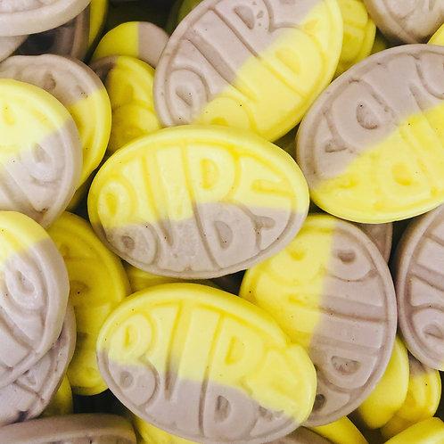 BUBS Banana & Caramel Foams