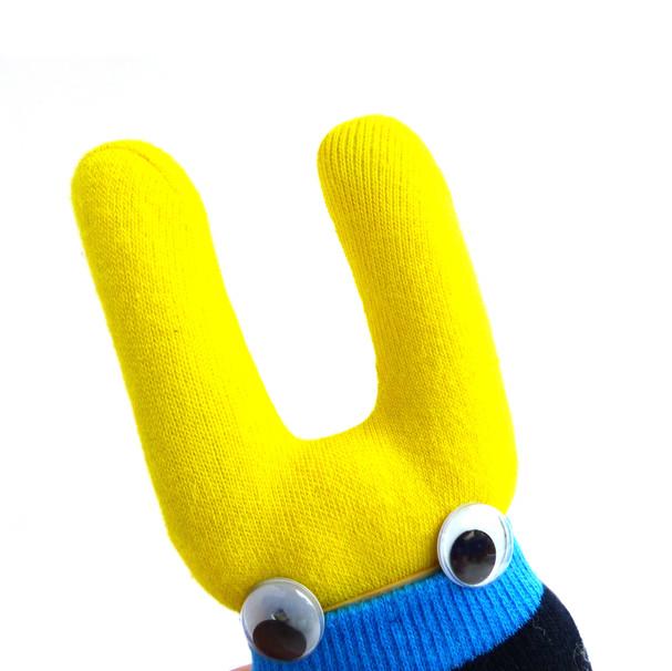 Bunny Sock Monsters