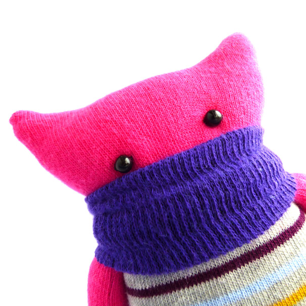 Kitty Sock Monsters