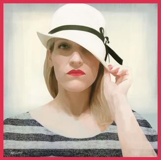 Autoritratto con Cappello