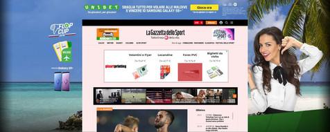 Unibet Flop Cup - Skin Gazzetta