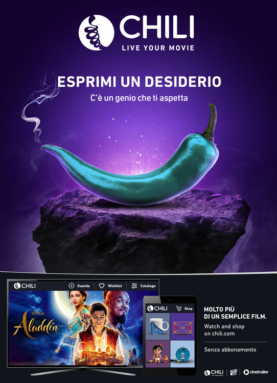 CHILI | Aladdin