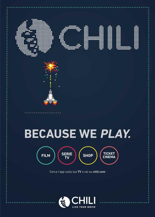 CHILI | Milano Games Week