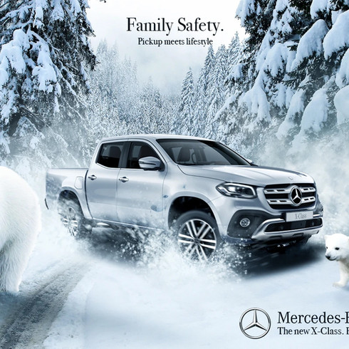 Mercedes | Family Safety