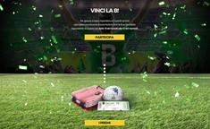 Vinci la B: concorso a premi