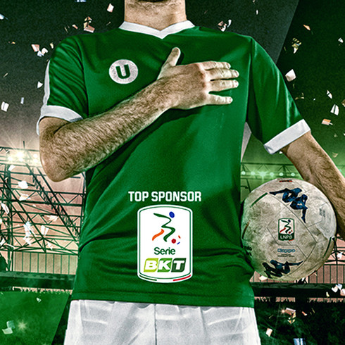 Unibet | Top Sponsor Serie BKT 2018/19