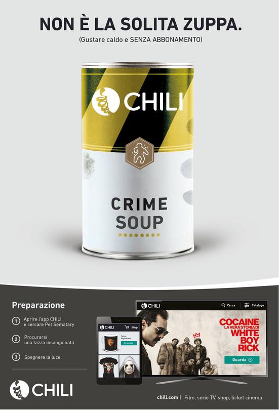 CHILI - Crime Edition