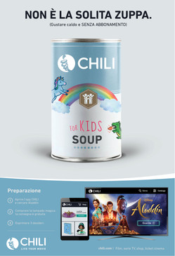 CHILI - For Kids Edition