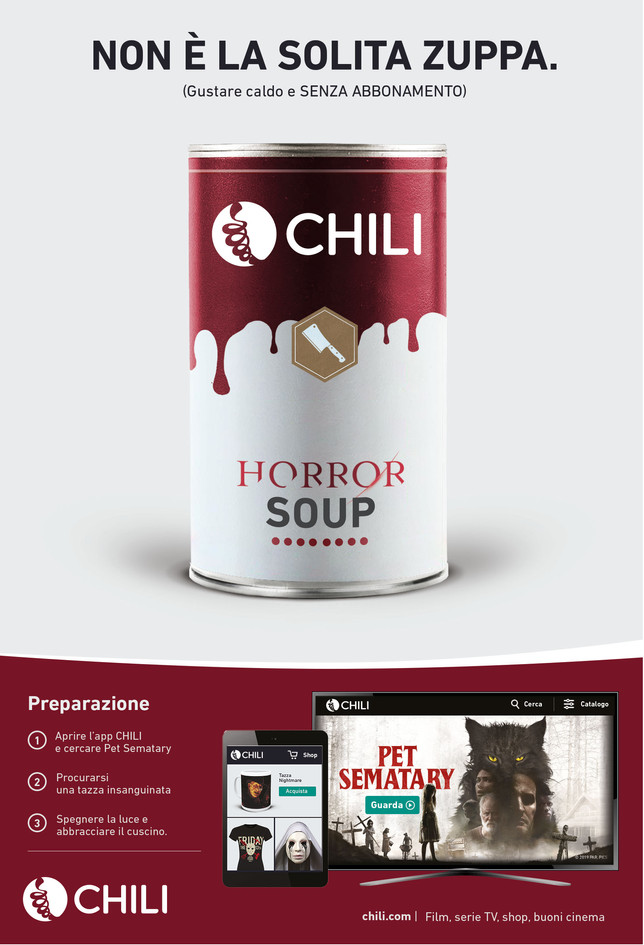 CHILI - Horror Edition