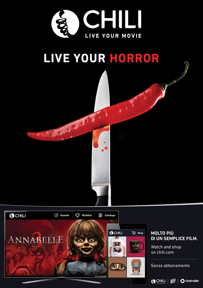 CHILI   Live Your Horror