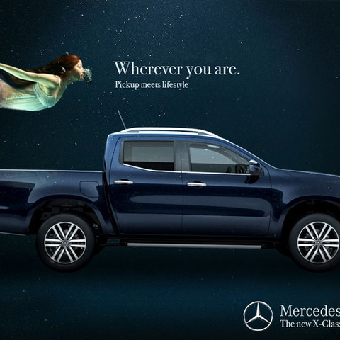 Mercedes | Wherever You Are