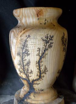 Roman Style Vase in Ash