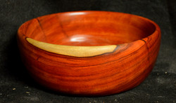Bloodwood Bowl