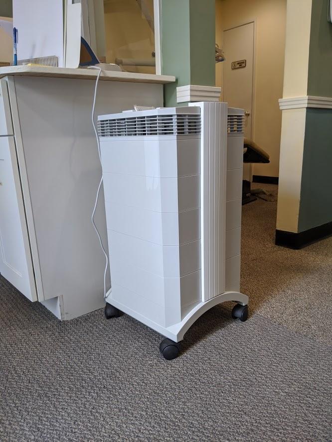 8. Swiss air purifier.