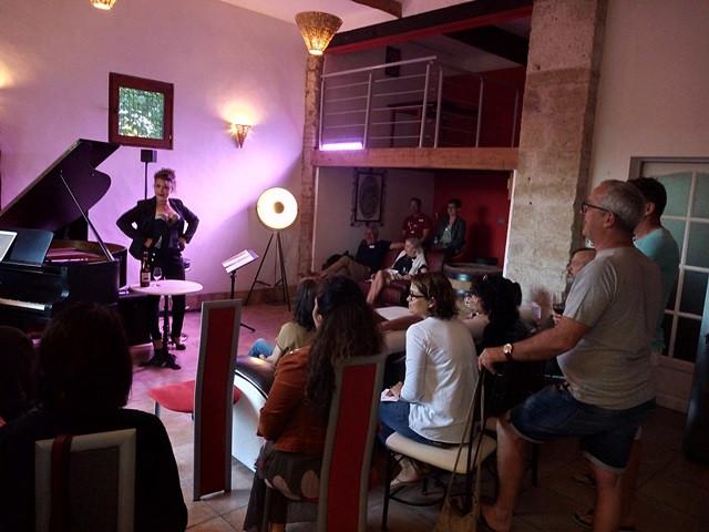 cabaret Pézenas