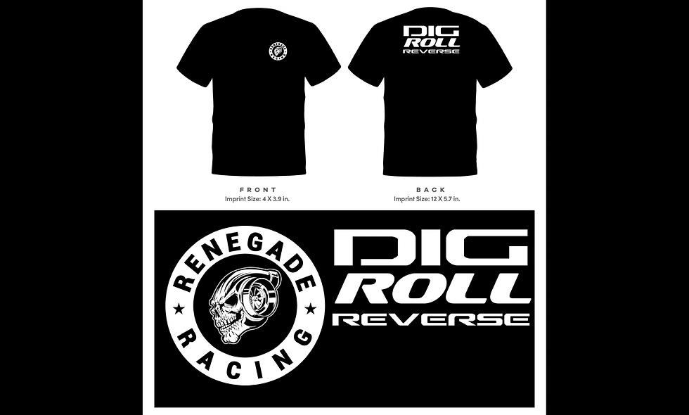 Renegade Racing-Dig, Roll, Reverse