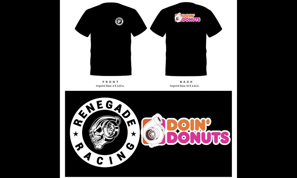 Renegade Racing-Doin' Donuts
