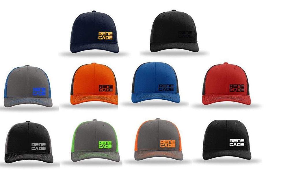 Renegade Racing Hats