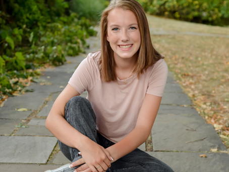 Senior Portraits in Two Pittsburgh and 1 Virginia Locations