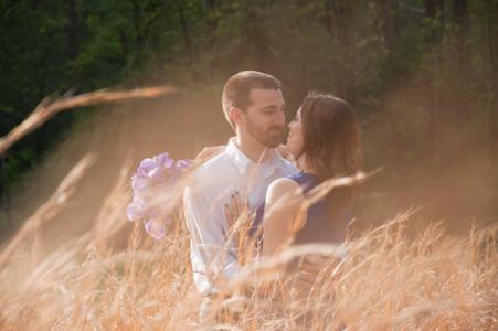Engagement Photographer: North Park Fields