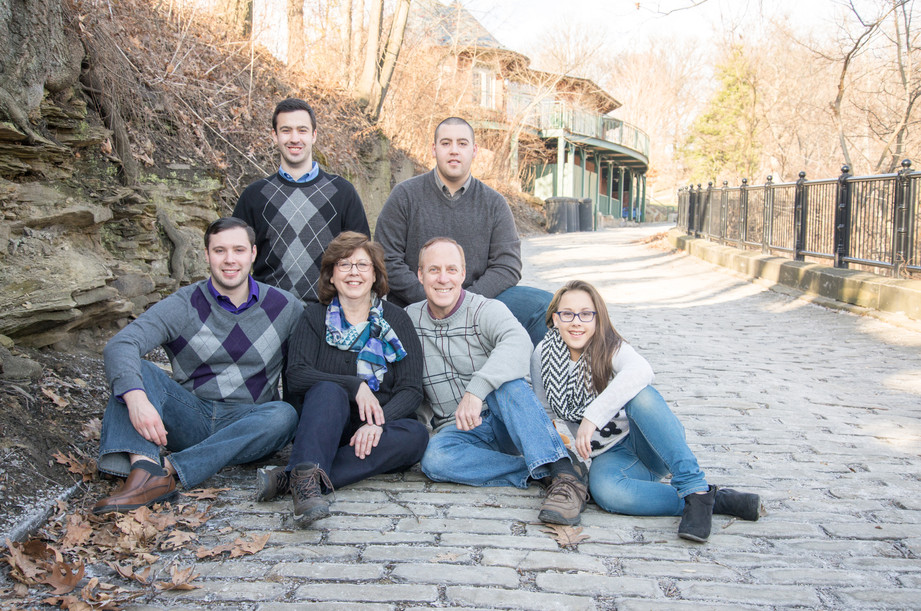 Gibsonia Family in Oakland PA