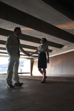 Couples Photography: Downtown Pittsburgh