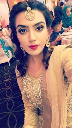 Asian Indian Makeup