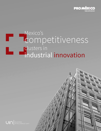 Mexico's competitiveness clusters in industrial innovation